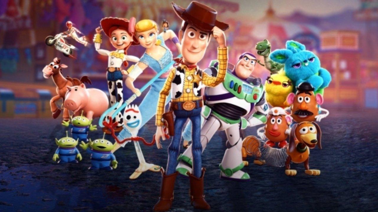 Toy STORY 4: Conheça a história do filme
