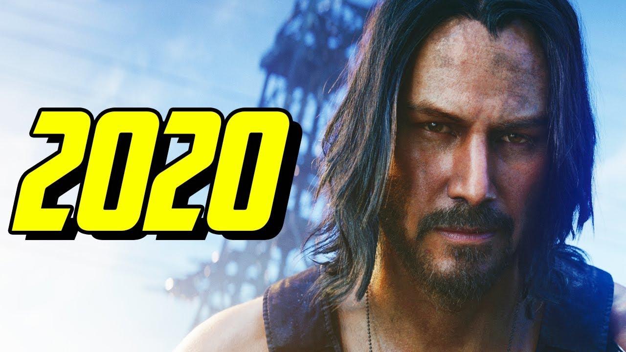 Os 50 jogos mais esperados do Polygon de 2020